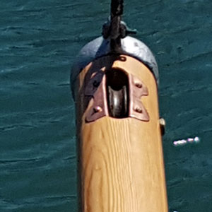 Ancilliaries - Bowsprit Detail