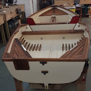 Boatbuilding - Contract Manufacturing Detail