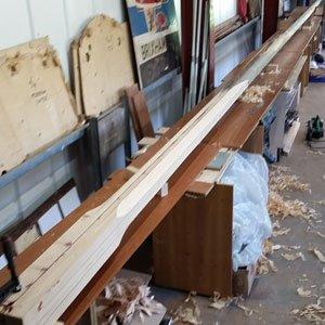 Ancilliaries - Mast Repair