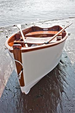 Rowing Dinghy - Devon Darlin 11' 1