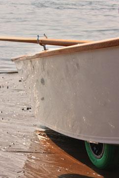 Rowing Dinghy - Devon Darlin 11' 2